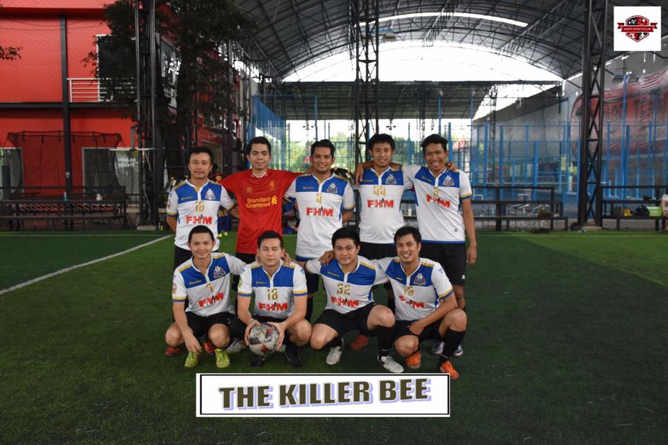 ทีม THE KILLER BEE